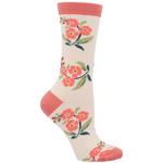 Calcetin-C-Roses